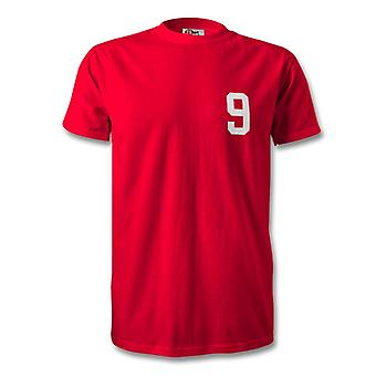 Liverpool-Legende Ian Rush Kinder Hero T-Shirt