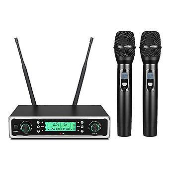 BAOBAOMI J8 Professional Microphone System Dynamic Handheld Mic for Karaoke KTV Stage