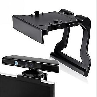 Adjustable Tv Monitor Clip Mount Clamp Foldable For Microsoft Xbox 360 Sensor