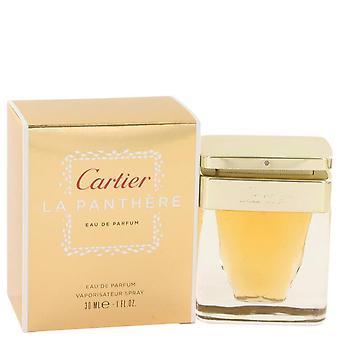 Cartier Panthere La Eau De Parfum Spray da Cartier 1 oz Eau De Parfum Spray