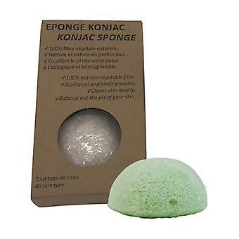 Konjac sponge with Aloe Vera, skin care 100 g