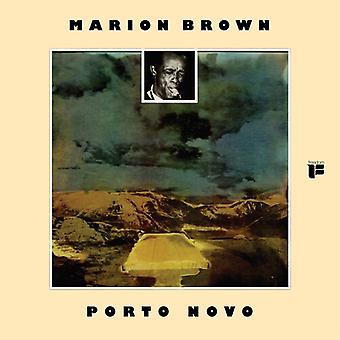 Brown,Marion - Porto Novo [Vinyl] USA import