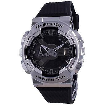 Casio G-shokki Musta Dial Gm-110-1a Gm110-1 200m Men's Watch