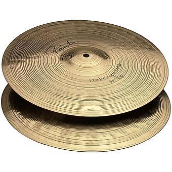 "Paiste 14"" signature series dark crisp hi hat bottom cymbal"