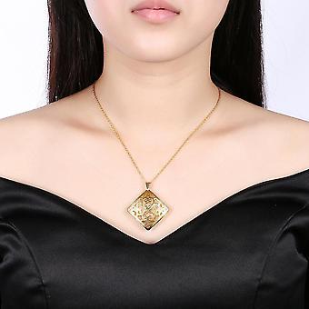 Giugliano In Campania Necklace In 18k Gold Plated