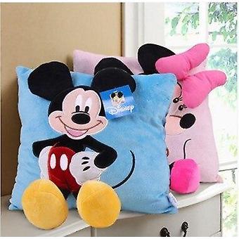 Disney Mickey egér minnie pár láb rajzfilm párna