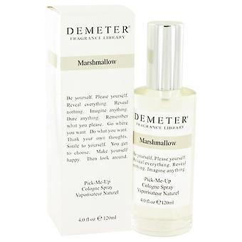 Demeter marshmallow cologne spray by demeter 497050 120 ml