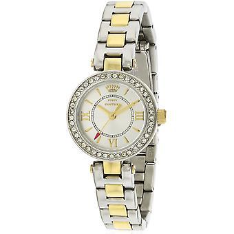Juicy Couture bicolor señoras reloj 1901229
