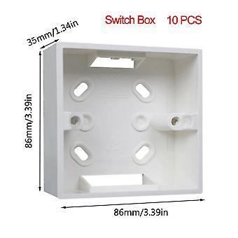 Wall Switch, Smart Light Remote Control Wireless, Key Zero Line, Fire Wire, No