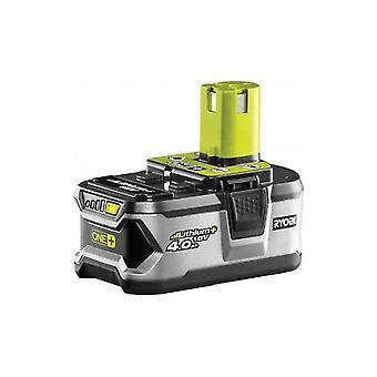 Rechargeable lithium battery Ryobi 18V 4 aH