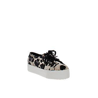Superga | 2790 Fanvelvet Platform Sneaker