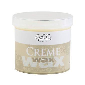 DEO Epil &Co Soft Crème Wax Lotion - Ingrédients Naturels - 425g