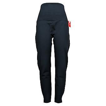 Spanx Women's Pants Tall Ankle Length Leggings Blue A370039