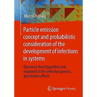 مفهوم انبعاث الجسيمات والنظر الاحتمالي لتطوير العدوى في النظم من قبل ماركوس هيلفيغ