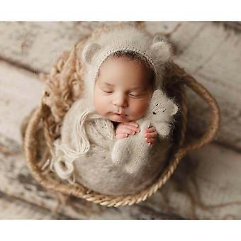 Newborn Photography Props Basket's Studio Woven Basket.