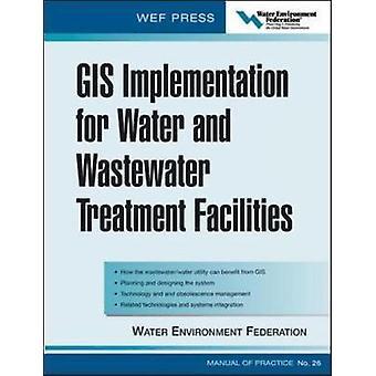 GIS Implementatie voor Water- en Afvalwaterbehandelingsinstallaties door WaterMilieu Federatie