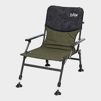 New Dam CamoVision Compact Chair with Armrests CAMOUFLAGE
