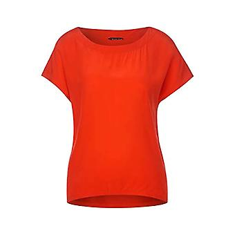 Street One 315020 T-Shirt, Cheeky Red, 40 Woman
