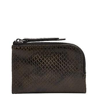 Liebeskind Berlin Snake Lena, Women's Wallet Travel Accessories, Pecan-8495, Small