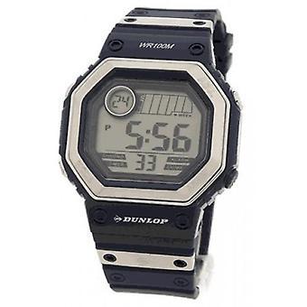 Dunlop watch dun-77-g03 blue band-blue
