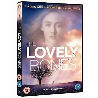 The Lovely Bones DVD