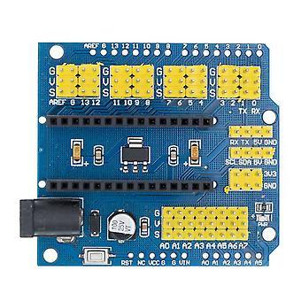 Uno  / Nano Shield For Nano 3.0 And Uno R3 Duemilanove Expansion Board