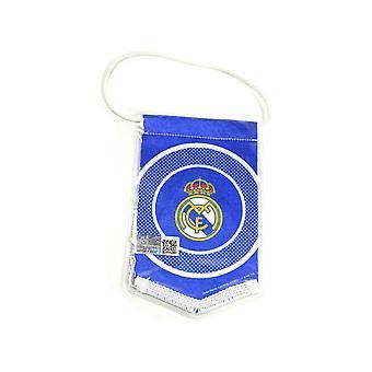 Real MadridIn Bullseye Pennant -lippu