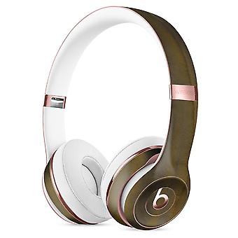 Golden Micro Field Full-body Skin Kit For The Beats By Dre Solo 3