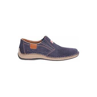 Rieker 0526515 scarpe da uomo universali tutto l'anno