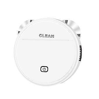 White  multifunctional household intelligent sweeping robot homi4542