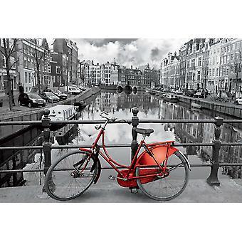 Educa Amsterdam - Black & White Jigsaw Puzzle (3000 Pieces)