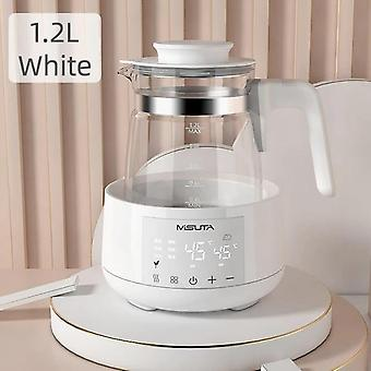 Constant Heat Multi Function Teakettle Electric Bottle Baby Care Milk And Water Warmer Glass