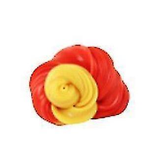 Farbwechselndes Plastilin, hüpfendes Ton-Kindersicherheitsspielzeug, verschiedene Farben bei verschiedenen