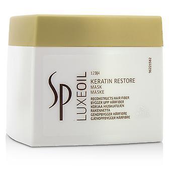 Wella SP Luxe öljy keratiini palauttaminen Mask (rekonstruoi hiukset kuitua) 400ml/13,5 oz