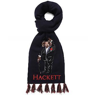 Hackett Merino Ull Dandy Harry Scarf
