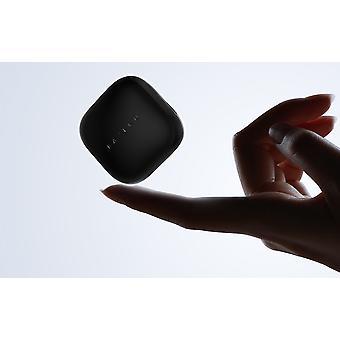 Haylou GT6-oortelefoon - TWS bluetooth V5.2 - AAC HiFi Stereo Bass -Draadloze oordopjes - Smart Touch Type-C - Oplaadkoptelefoon met microfoon - Wit