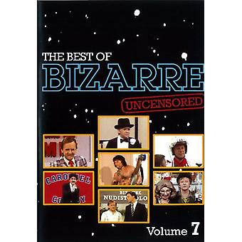 Bizarre: The Best of Uncensored 7 [DVD] USA import