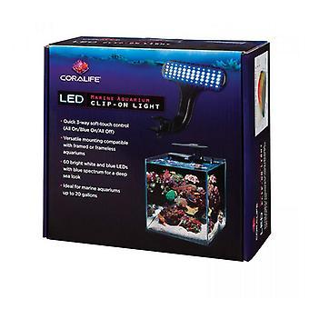 Coralife LED Marine Aquarium Clip-On Light - 1 määrä