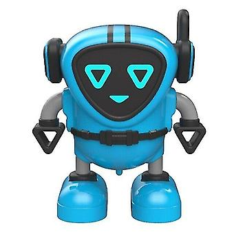 Pretend professions role playing gyro educational robot brain game toy diy robot 3 mode play toy training|gags practical jokes