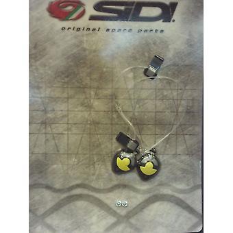 Sidi Techno Shin Tensioner 2 Vortice Fluo 45-48 (115)