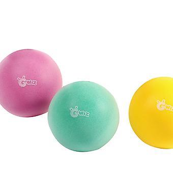 Hiljainen mailapallo lapset'pallo lelut ovat pehmeitä ja joustavia