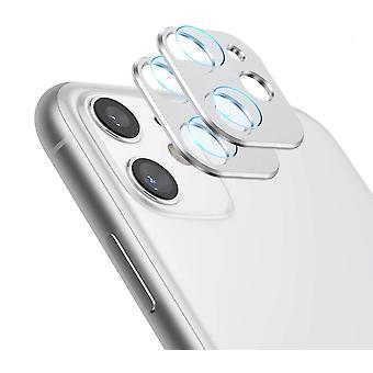 Camera Lens Protector For Iphone 12 Pro Max, Aluminum Alloy Lens Protective Ring, 2 Pcs