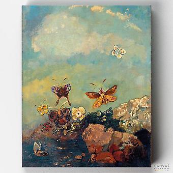 פרפרים - אודילון רדון