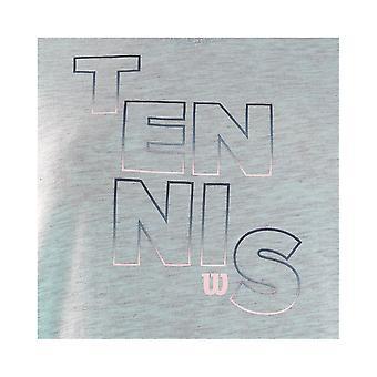 Wilson Womens Tennis Outline Tech Aruba WRA727101 universal all year women t-shirt