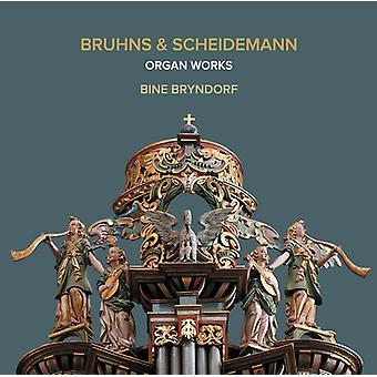 Bruhns / Bryndorf - Organ Works [SACD] USA import