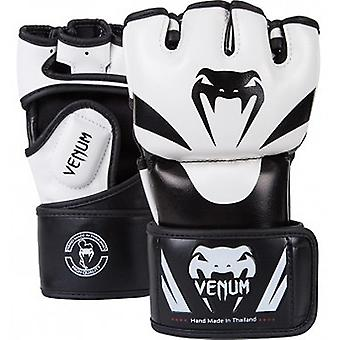 Venum Attack Skintex Leather MMA Gloves