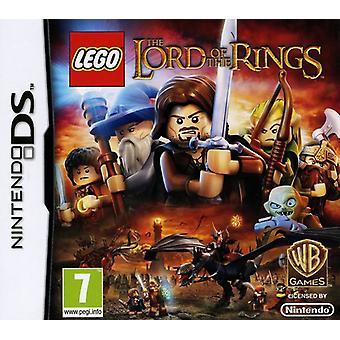 Lego Stăpânul Inelelor Nintendo DS joc