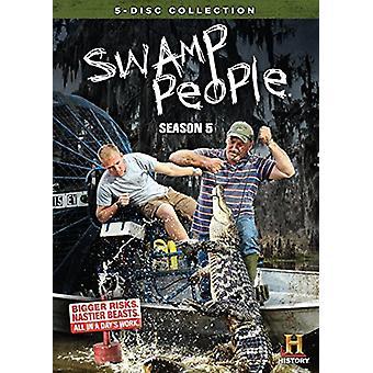 Sumpf Menschen Season 5 [DVD] USA importieren