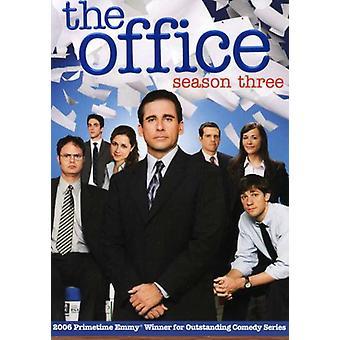 Office - The Office: Season Three [4 Discs] [DVD] USA import