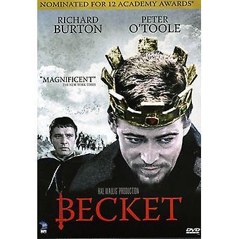Becket [DVD] USA import